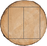 Kantholz Squared timber