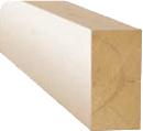 keilgezinktes Konstruktionsvollholz