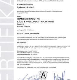 BSH,DUO/TRIO Lamellenbalken